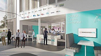 Contractors appointed to build Doncaster UTC