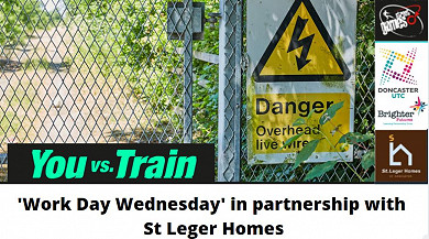 Work Day Wednesday with St Leger Homes - 20/1/21